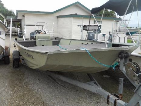 1999 Duracraft Dura life All Metal Transom