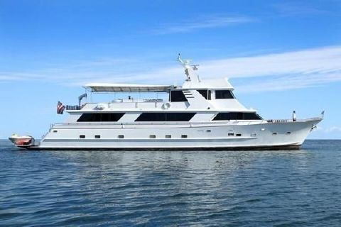 1986 Broward Tri Deck M/Y