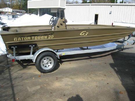 2016 G3 Boats GATORTOUGH 20