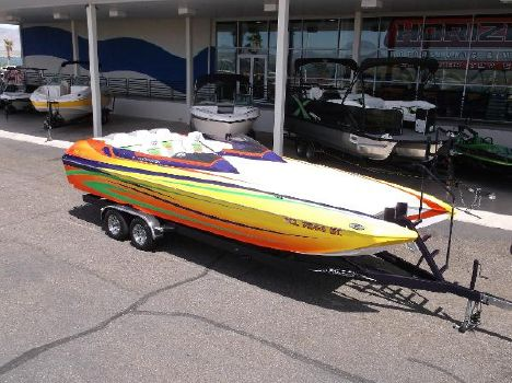 2008 Eliminator Boats 25 DAYTONA ICC
