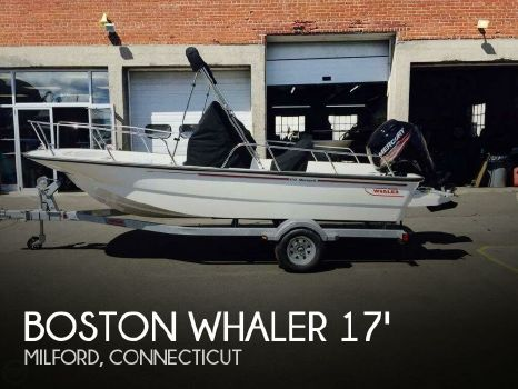 2015 Boston Whaler 170 Montauk 2015 Boston Whaler Montauk for sale in Milford, CT