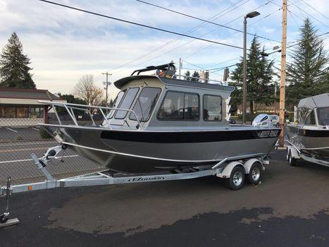2016 North River 23 Seahawk H/T