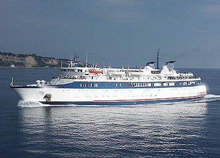 1977 Custom RoPax/ Ferry Boat