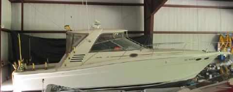 1999 Sea Ray 370 Express Cr/See Full Specs. Profile inside heated storage
