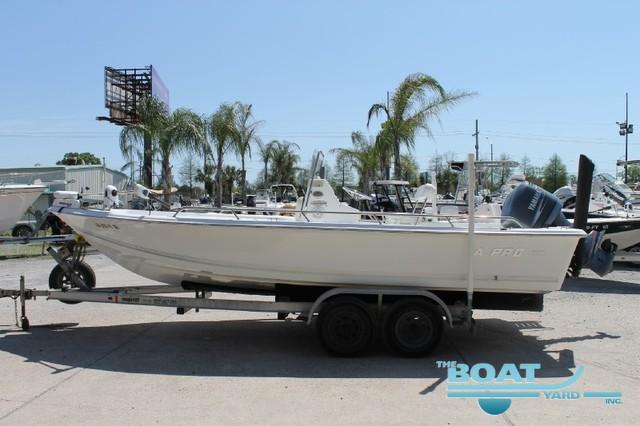 2005 Sea Pro 2100SV