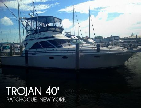 1988 Trojan 12 Meter Convertible 1988 Trojan 12 Meter Convertible for sale in Patchogue, NY