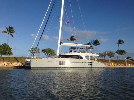 2012 Sunreef Sailing 70