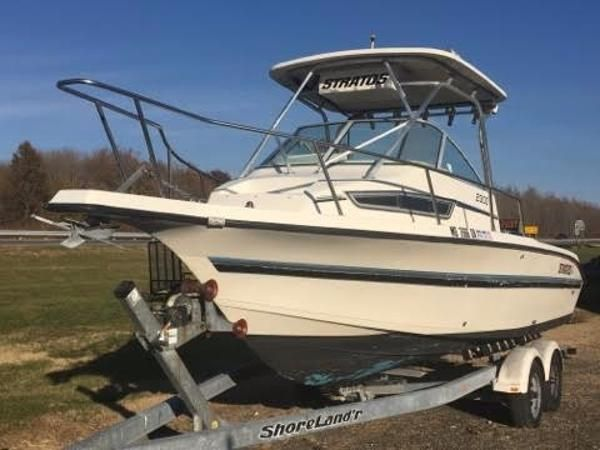 Stratos new and used boats for sale in al for Fish and ski boats for sale craigslist