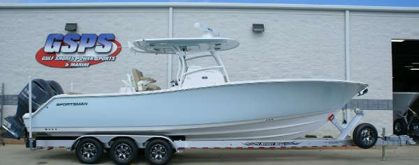 2016 Sportsman Boats 312 OPEN