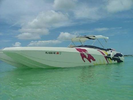 1999 Eliminator Boats 28 Daytona