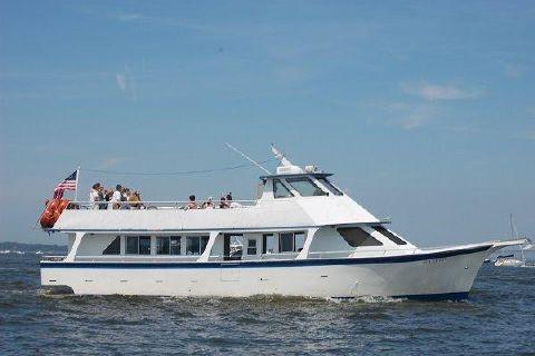 1989 Dmr Yachts Passenger