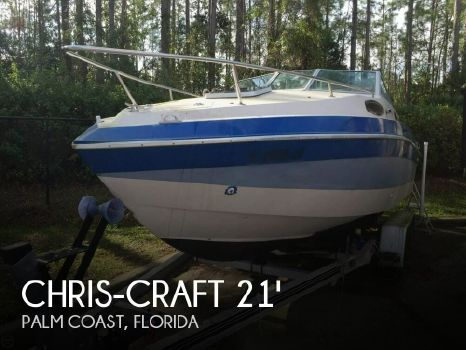1987 Chris-Craft Cavalier 210 1987 Chris-Craft Cavalier 210 for sale in Palm Coast, FL