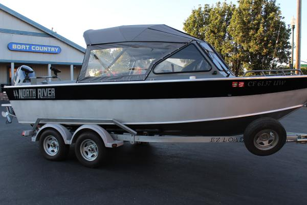 2006 North River 20' Seahawk w/ Extended Transom