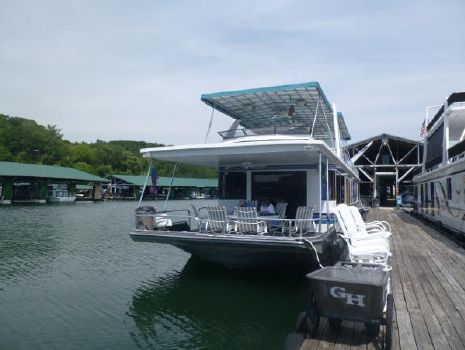 1997 Stardust Cruisers Houseboat