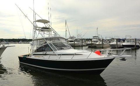 1995 Blackfin Combi 33