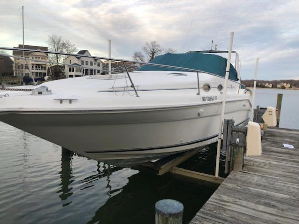 1997 Sea Ray 290 Sundancer