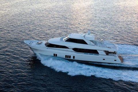 2018 Ocean Alexander 100 Motor Yacht