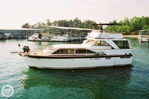 1972 Trojan 50 Motor Yacht 1972 Trojan 50 Motor Yacht for sale in Gainesville, GA