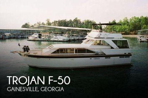1972 Trojan F-50 1972 Trojan F-50 for sale in Gainesville, GA