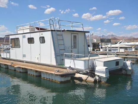 1982 Kayot Houseboat