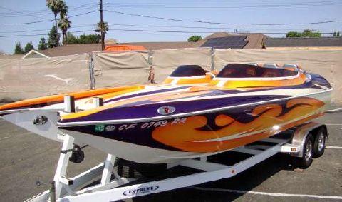 2008 Eliminator 22 Ft. Daytona