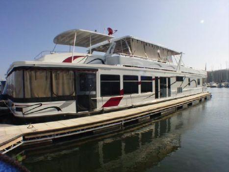 2008 Sumerset Houseboats 19x90