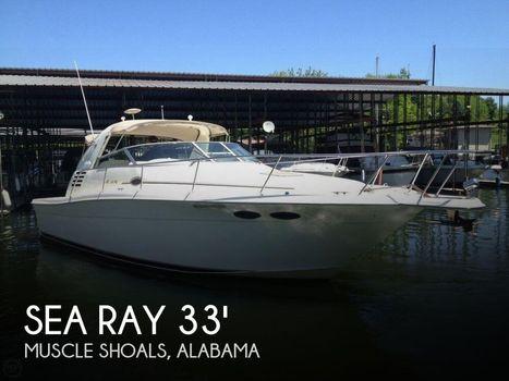 1997 Sea Ray 33 Express Cruiser