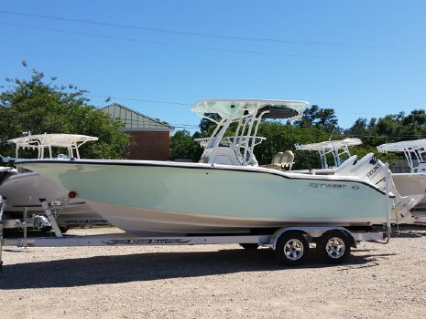 2017 Key West Boats, Inc. 244CC