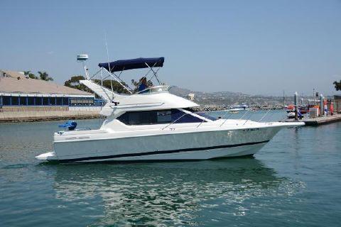 1997 Bayliner 2858 Ciera Command Bridge Starboard Profile
