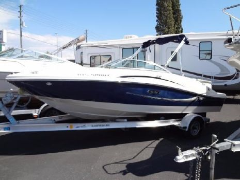 2008 Sea Ray 185 Bow Rider