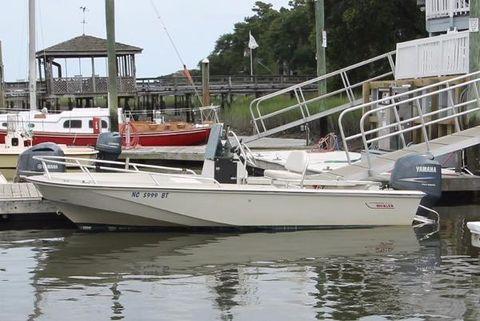 1989 Boston Whaler 18