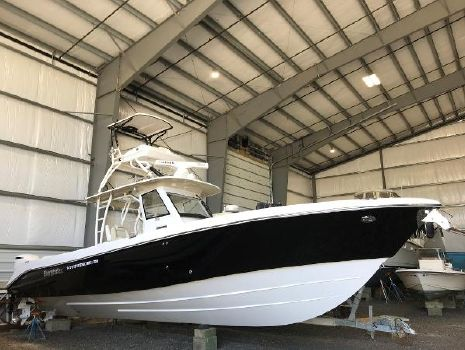 2017 EVERGLADES BOATS 355
