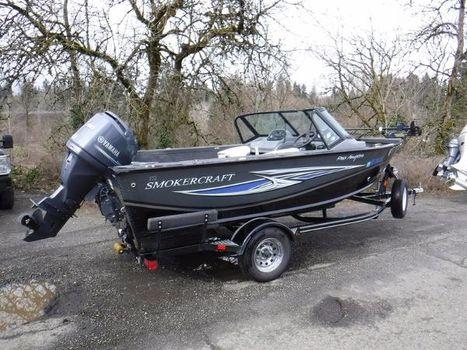 2016 Smoker-craft 172 Pro Angler