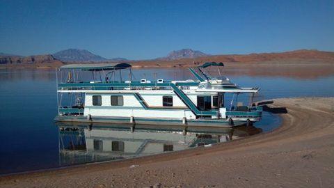 1992 Sumerset Houseboats Houseboat