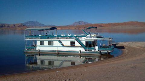 1992 Sumerset Houseboat