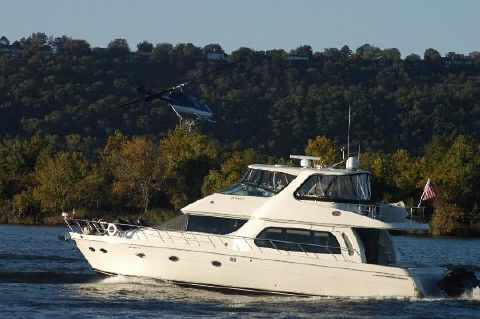 2005 Carver 56 Cockpit Motor Yacht