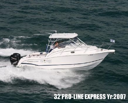2004 Pro-Line 32 Express