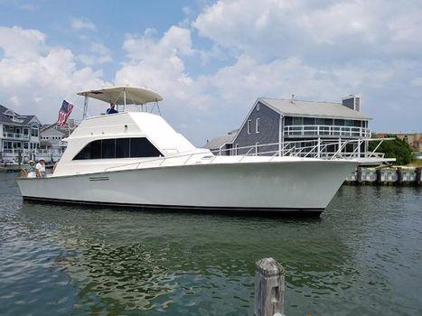 1982 Ocean Yachts 50 Super Sport Profile