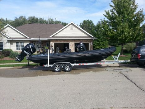 2013 Boatyard 7.2 meter