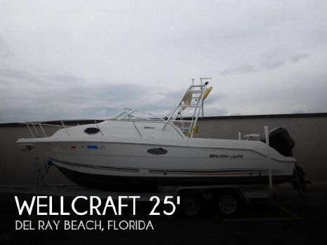 2002 Wellcraft 250 Coastal 2002 Wellcraft 250 Coastal for sale in Del Ray Beach, FL