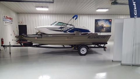 2012 Alumacraft MV 2072 AW