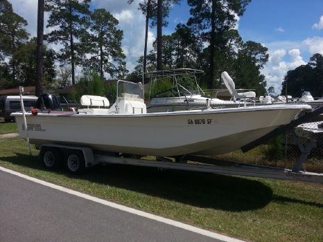 2008 Carolina Skiff 258 DLV