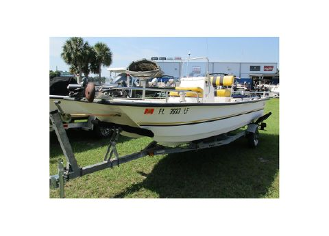 2000 TWIN VEE 1700 Power Cat