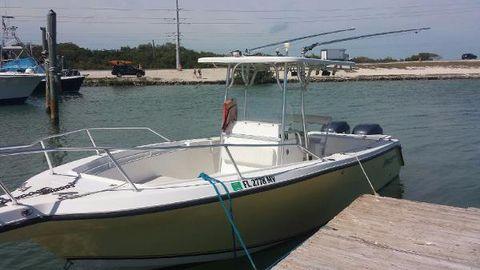 2003 Angler 27