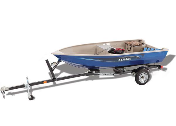 2015 Lowe Angler 1260H Utility V