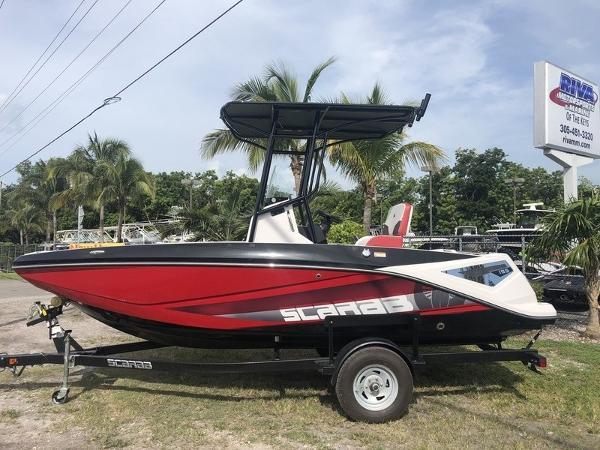 Check out this 2018 SCARAB 195 Open ID on Boattrader com