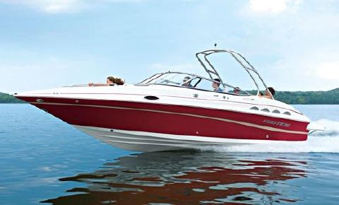 2015 Ebbtide 2700 Cuddy Bow Rider Manufacturer Provided Image