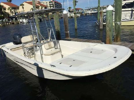 2014 Carolina Skiff DLV 218