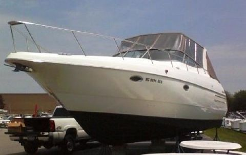 1997 Cruisers Yachts 3575 Esprit Profile