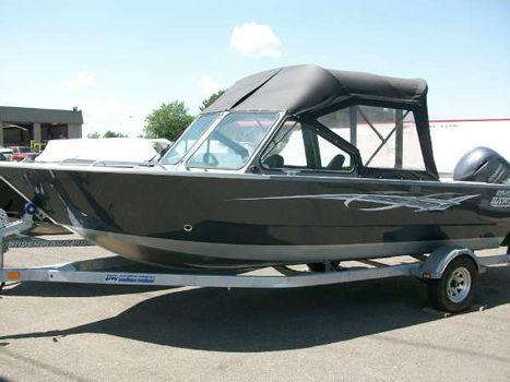 2015 River Hawk 190SHC